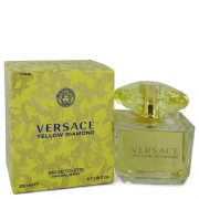 Versace Yellow Diamond by Versace Eau De Toilette Spray 6.7 oz Women
