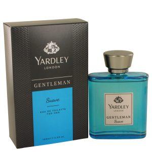Yardley Gentleman Suave by Yardley London Eau De Toilette Spray 3.4 oz Men